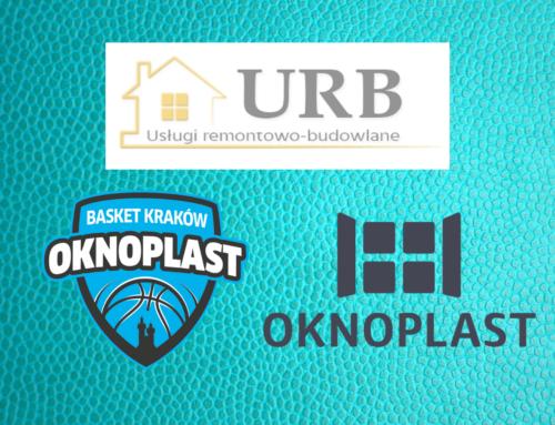 Nowy Partner koszykarskiego projektu Oknoplast