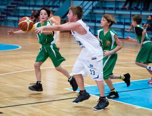 Młodzi koszykarze wystawieni na próbę