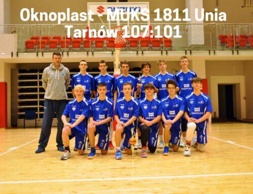 Oknoplast zwycięża w rozgrywkach U 17